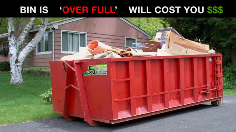 container-bin-dumpster-overfull